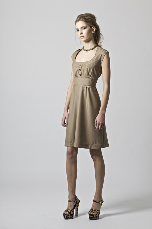 Allison Wonderland Revolution Dress