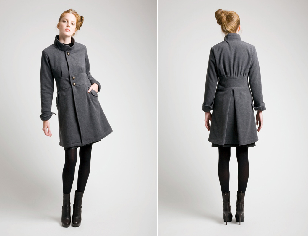 Allison Wonderland Manhattan Coat