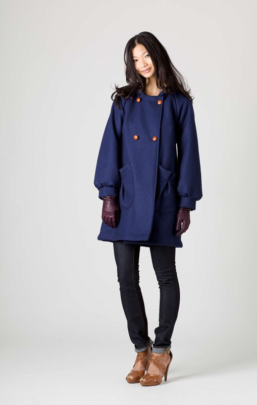 Allison Wonderland L'Hiver Coat at Mudsharkstreetwear.com