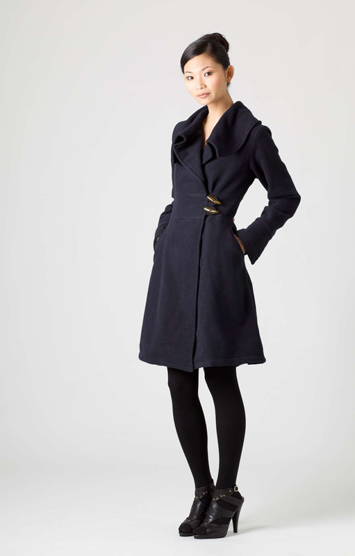 Allison Wonderland La Societe Coat at Mudsharkstreetwear.com