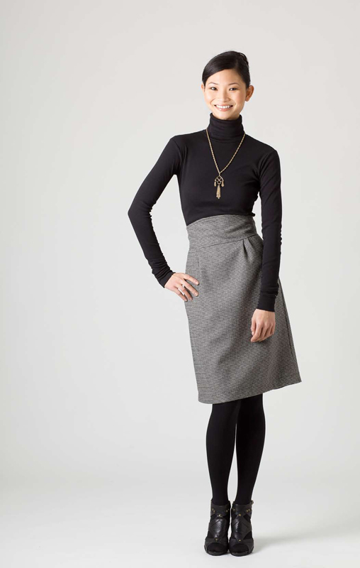 Allison Wonderland Le Travail Skirt