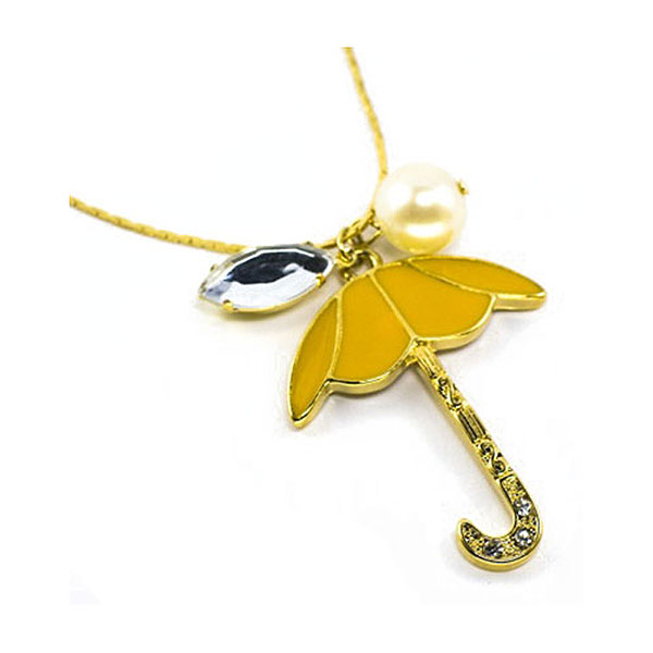 Darya Umbrella Necklace