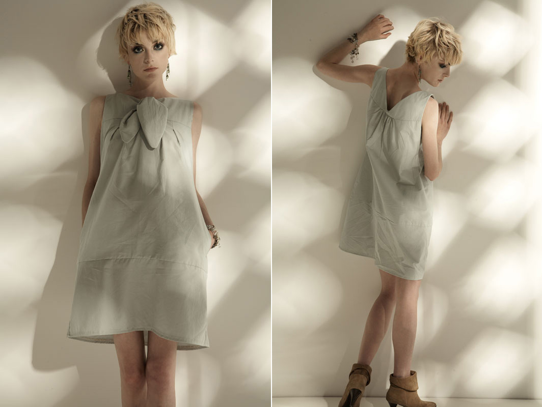 Elroy Apparel Organic Lilium Dress at Mudsharkstreetwear com from mudsharkstreetwear.com