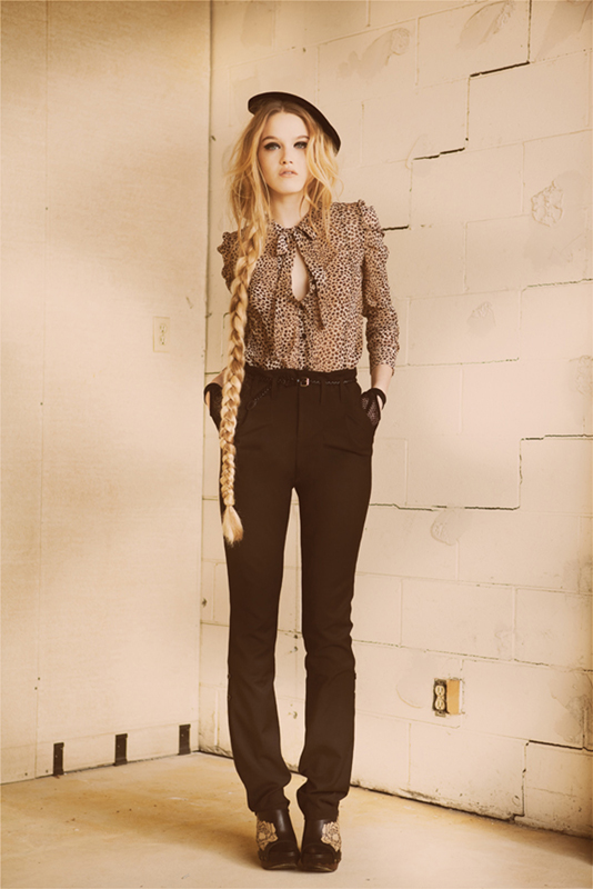 Eve Gravel New Boy Pant
