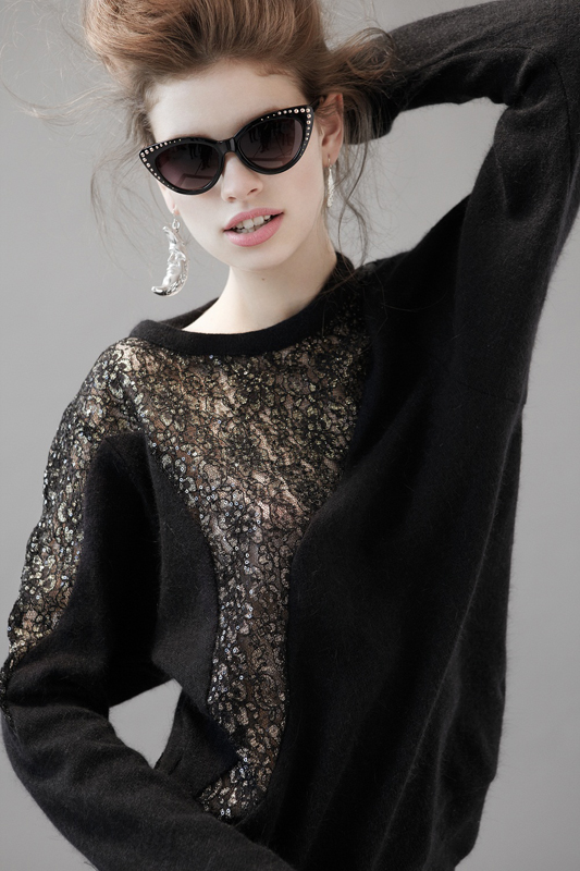 Eve Gravel Bourdin Top