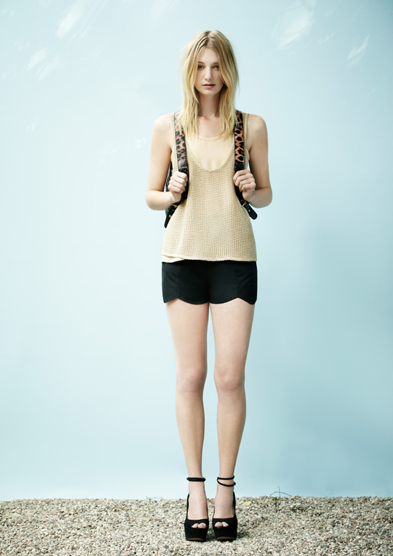 Eve Gravel Chiang Mai Tank Top