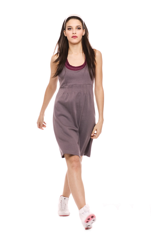 Juma Movement Clothing Zoe Sport Back Tank Dress