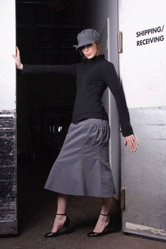 2001 Sally Slim Skirt