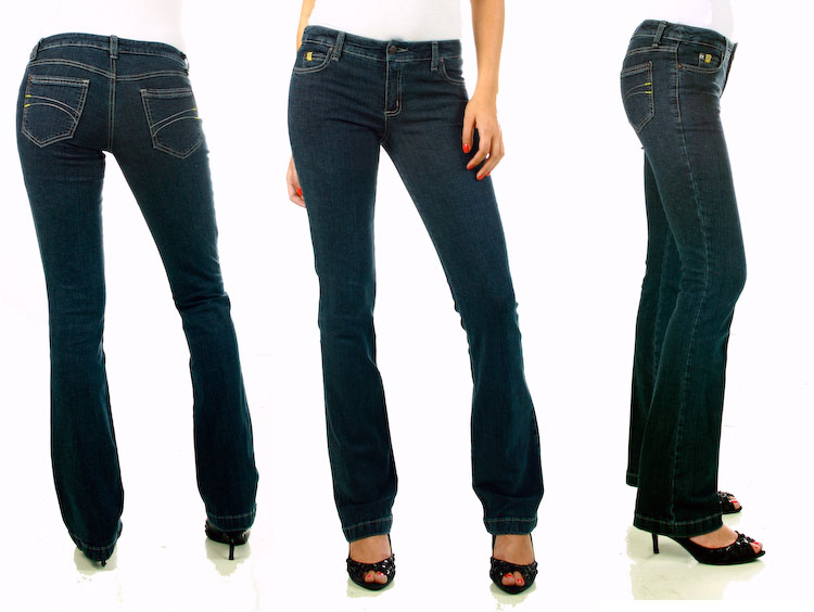 Second Yoga Jeans Yoga 18 Jean