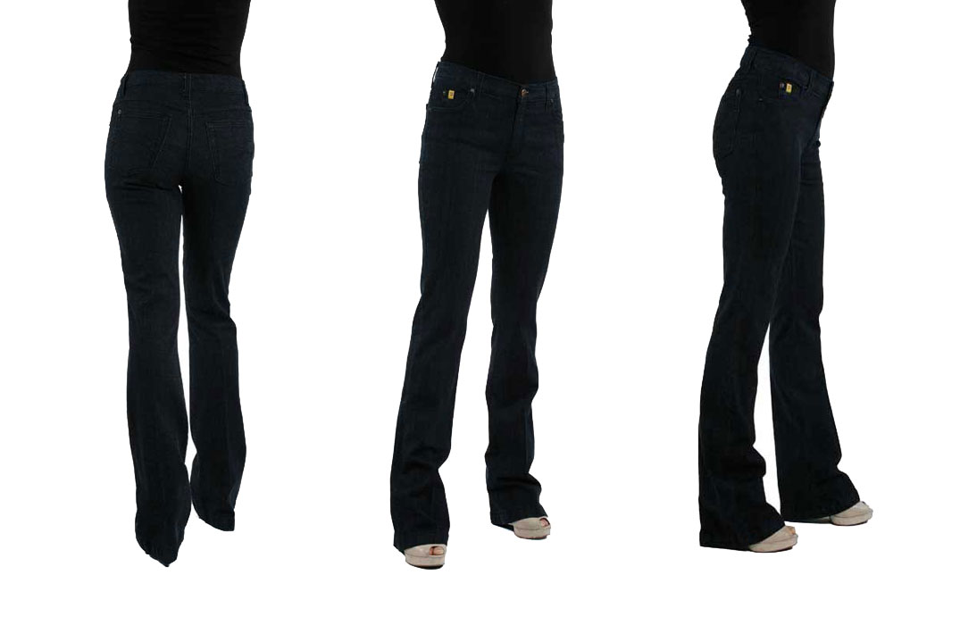 Second Yoga Jeans Yoga 26 High Rise Jean