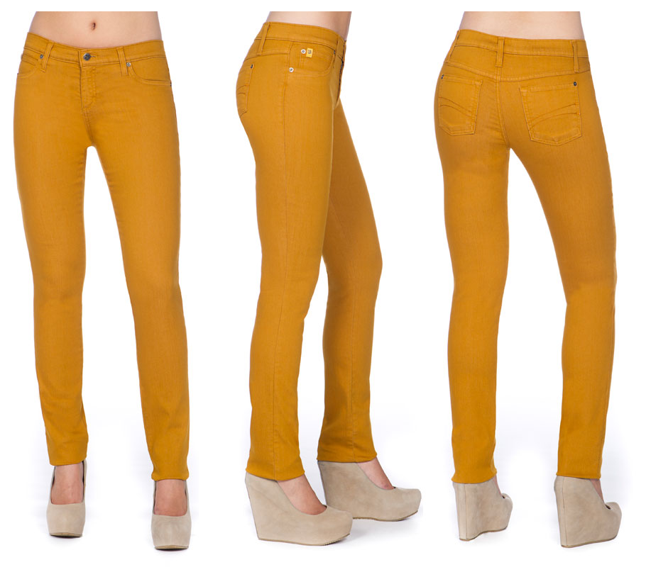Second Yoga Jeans Yoga 96 Mid Rise Jean