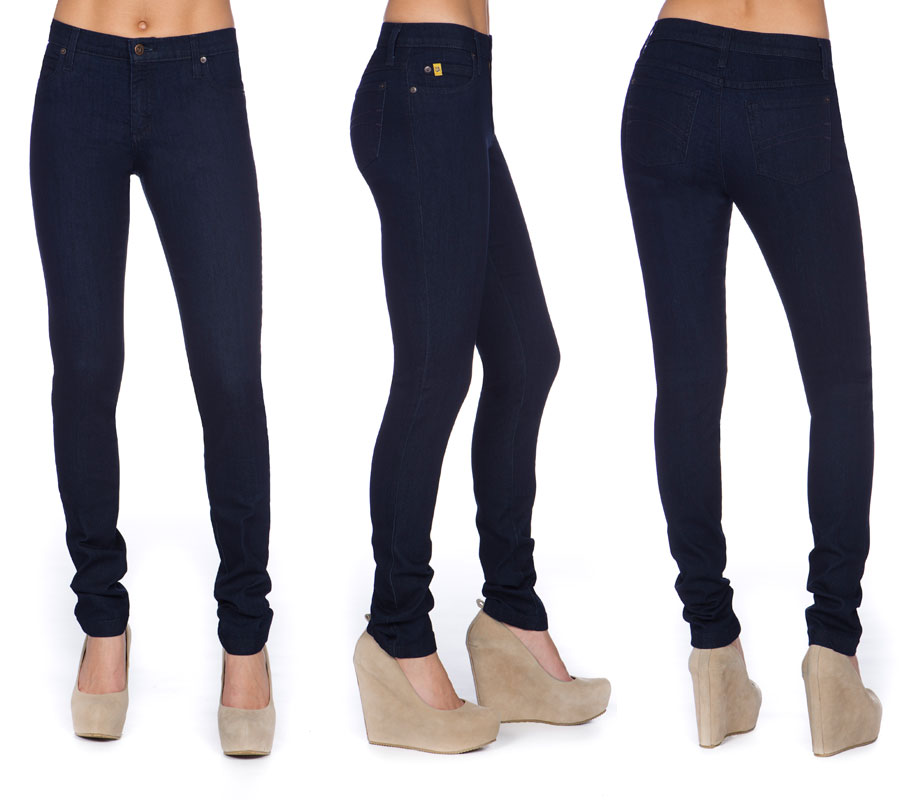 Second Yoga Jeans Yoga 44 High Rise Jean