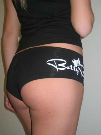 Betty Blush Hanky Panties