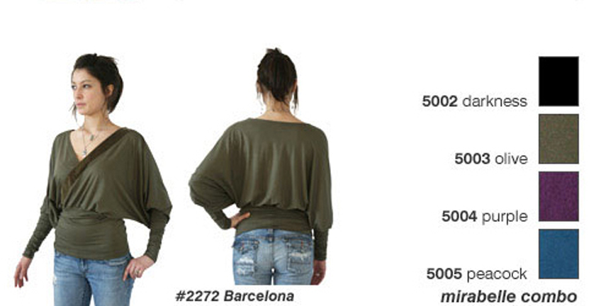 Bodybag Barcelona Long Sleeve Top, Last One! - Size Small