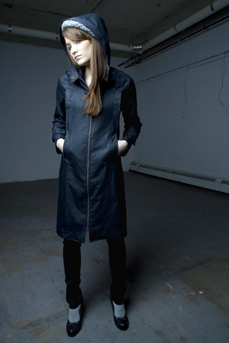 BODYBAG by Jude Fog Parka