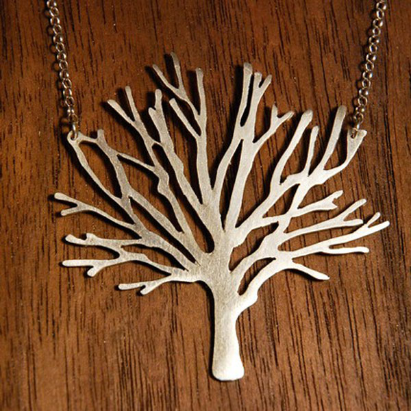 Brazen Design Tree of Life Necklace - Mudshark Streetwear - Independent fashion and designer streetwear