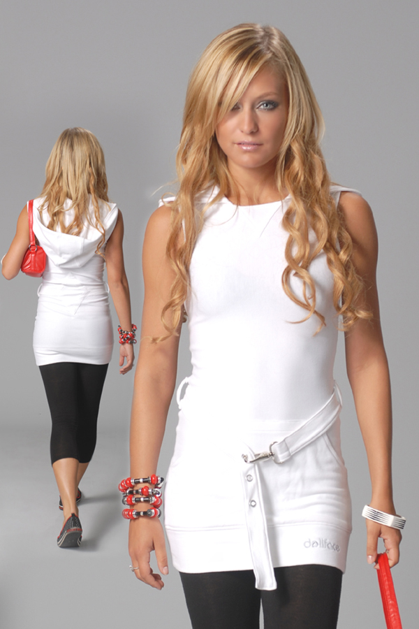 Dollface Clothing Nikki Tank Top or Tunic
