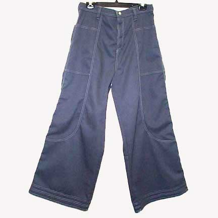 Dubble Clothing, Mens Autobot Wide Leg Pant