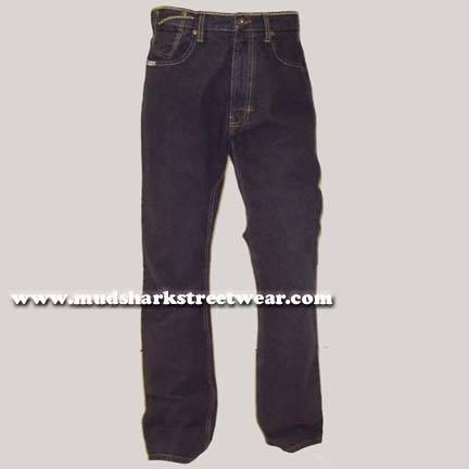 Ezekiel Black Denim Jean