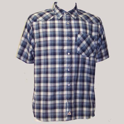 Ezekiel Paper Button Up Shirt