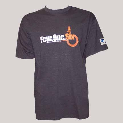 Fiction Clothing - FDCO Clothing 416 Logo T-shirt