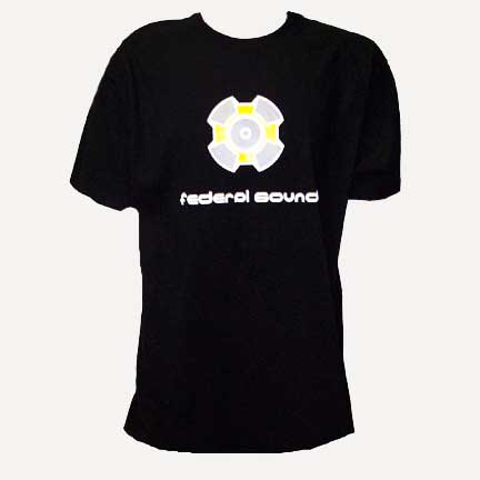 Federal Sound Logo T-Shirt