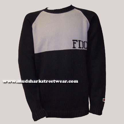 Fiction Clothing - FDCO Clothing Conceptual Sweater