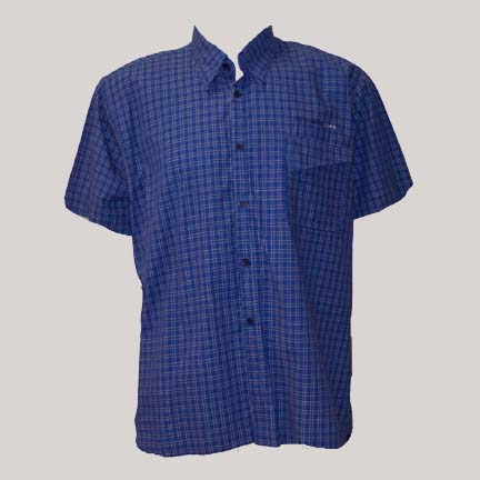 Fiction Clothing - FDCO Clothing Veneer Short Sleeve Shirt