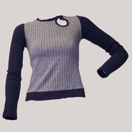 House of Spy Moxie Long Sleeve Top