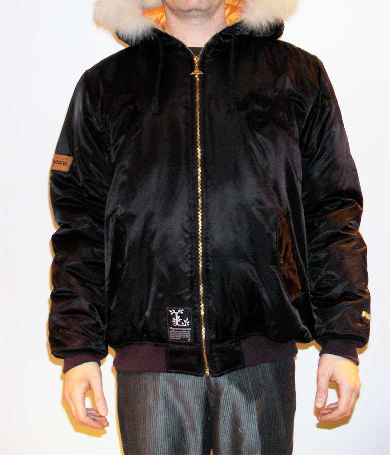 Lifted Research Clothing Battle Jacket