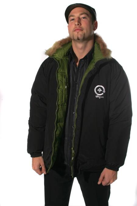 LRG Lifted Research Clothing Goose Jacket