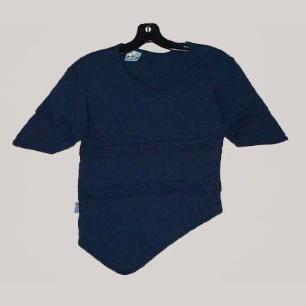 Snug Industries Clothing Nimbus 1/4 Sleeve Top