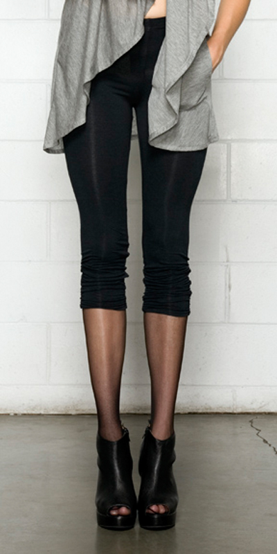 Nixxi Cropped Leggings