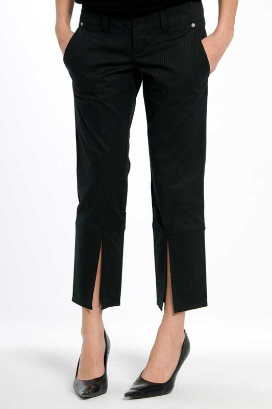 The People Have Spoken Clothing Riviera Cropped Pant