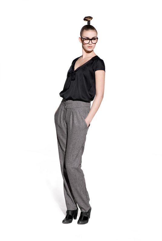 Valerie Dumaine Ellis Pant at Shop Mudshark