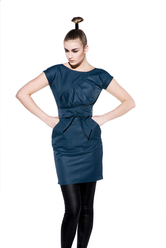 Valerie Dumaine Jean Dress at Shop Mudshark
